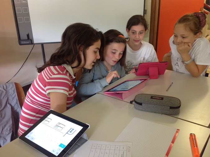 Creative Classrooms Lab project - Tablets in Schools